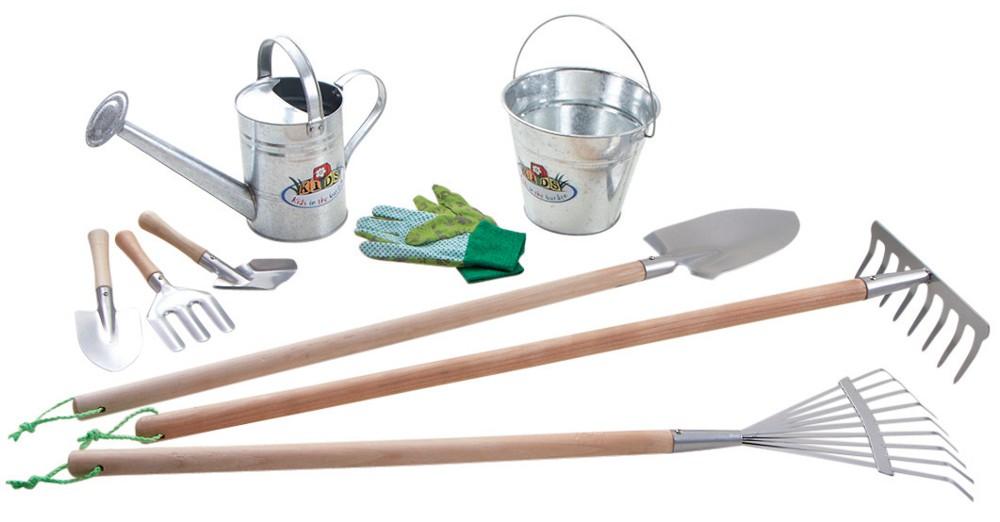 Les outils indispensables pour démarre au jardin