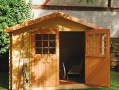 Abri de jardin : le choix des  matériaux !