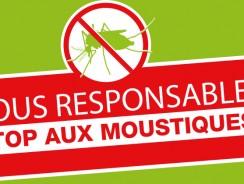 Cet été dîtes STOP au moustique